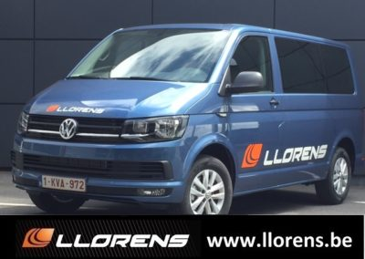 VW Multivan Trendline « Blue & Cool » 2.0 TDI 150 cv 6v