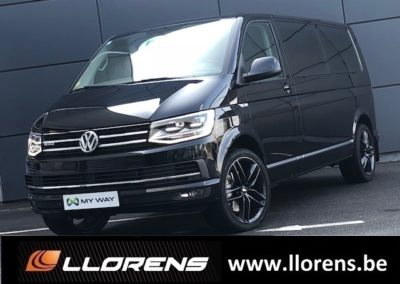 VW Caravelle 70 Years Bulli 2.0 TDI 204 cv DSG 4 Motion Long châssis