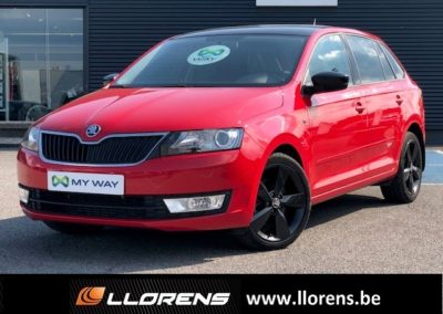 Skoda Rapid Spaceback Ambition 1.6 TDI 115cv