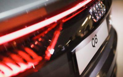 Audi Night : Présentation Q8 et A6