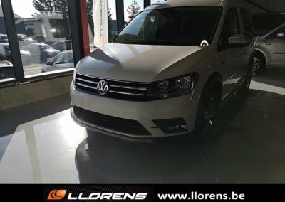 Caddy Alltrack 5 places 1.4 TSI125 CV