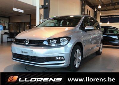 VW Touran Trendline 1.6 TDI SCR 115cv