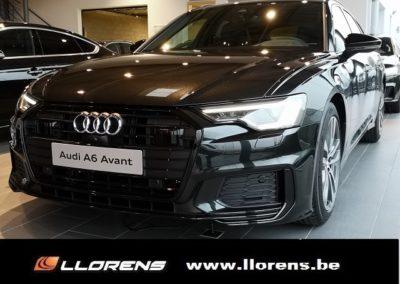 New Audi A6 Avant S-Line 40 TDI 150 kw / 204 ch s tronic