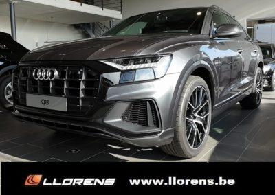 New Audi Q8 50 TDI Quattro 210 kw / 286 ch tiptronic