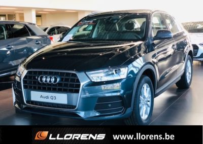 Audi Q3 2.0TDI 150CV 6 vitesses