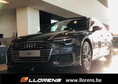 New Audi A6 Avant 40 TDI S-line