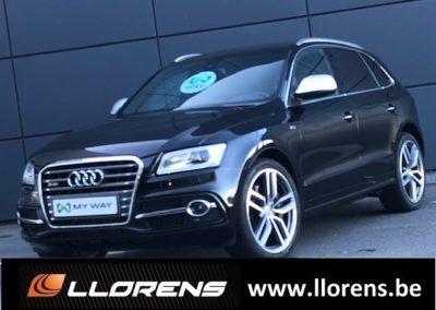Audi SQ5 3.0 V6 TDI Quattro 313 cv Tiptronic