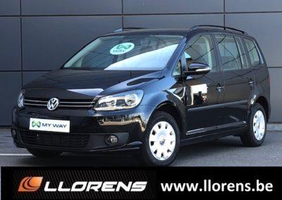 VW Touran Trendline 1.6 TDI 105 cv 6v