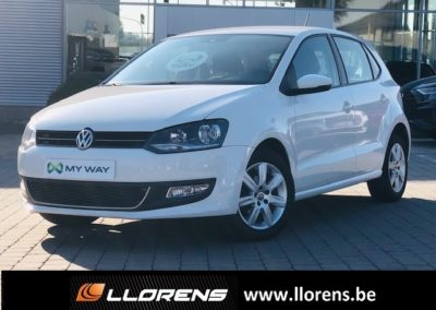 Volkswagen Polo Highline 1.6 TDI 90cv