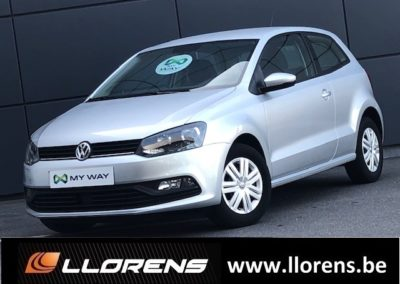 VW Polo Trendline 1.0 60 cv
