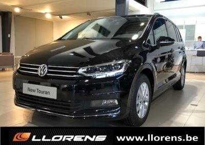 VW Touran Highline 1.6 TDI 115 ch 7 DSG