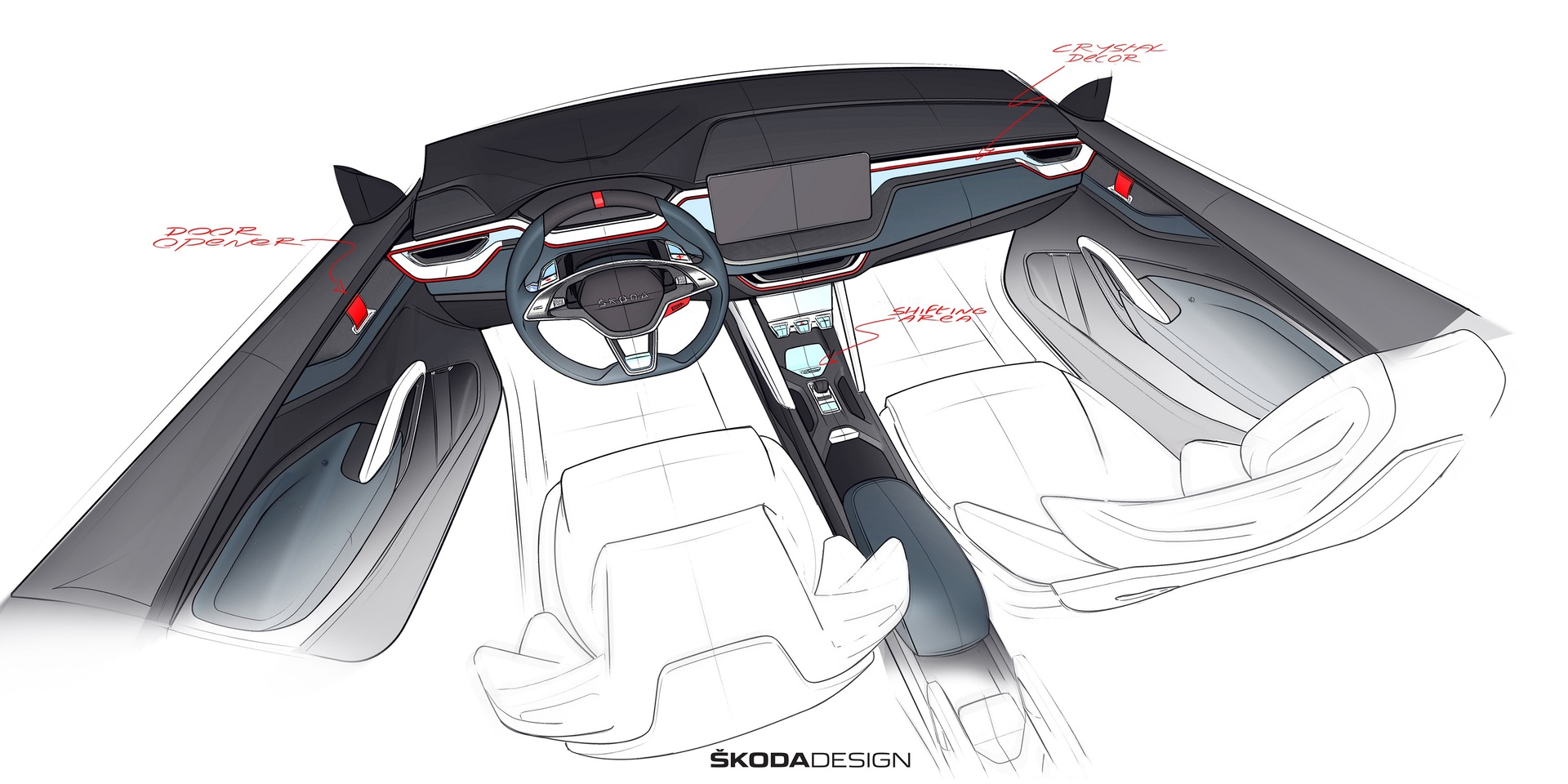 Skoda Vision RS 2