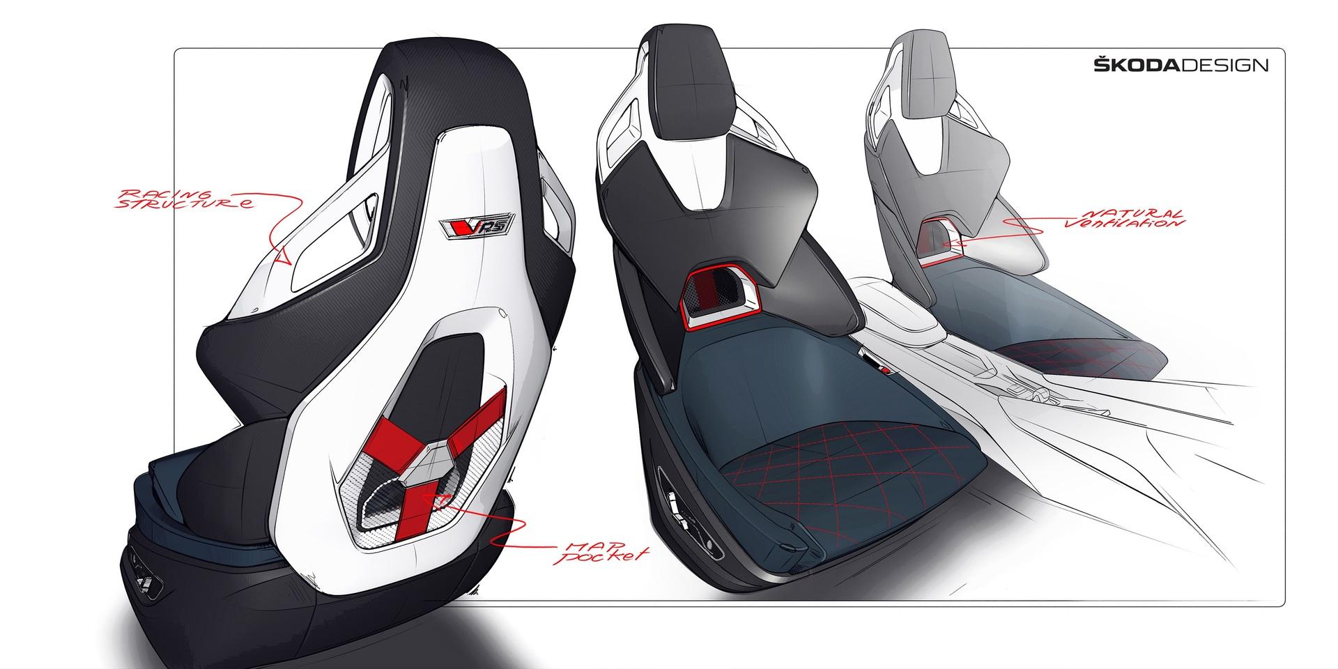 Skoda Vision RS 3