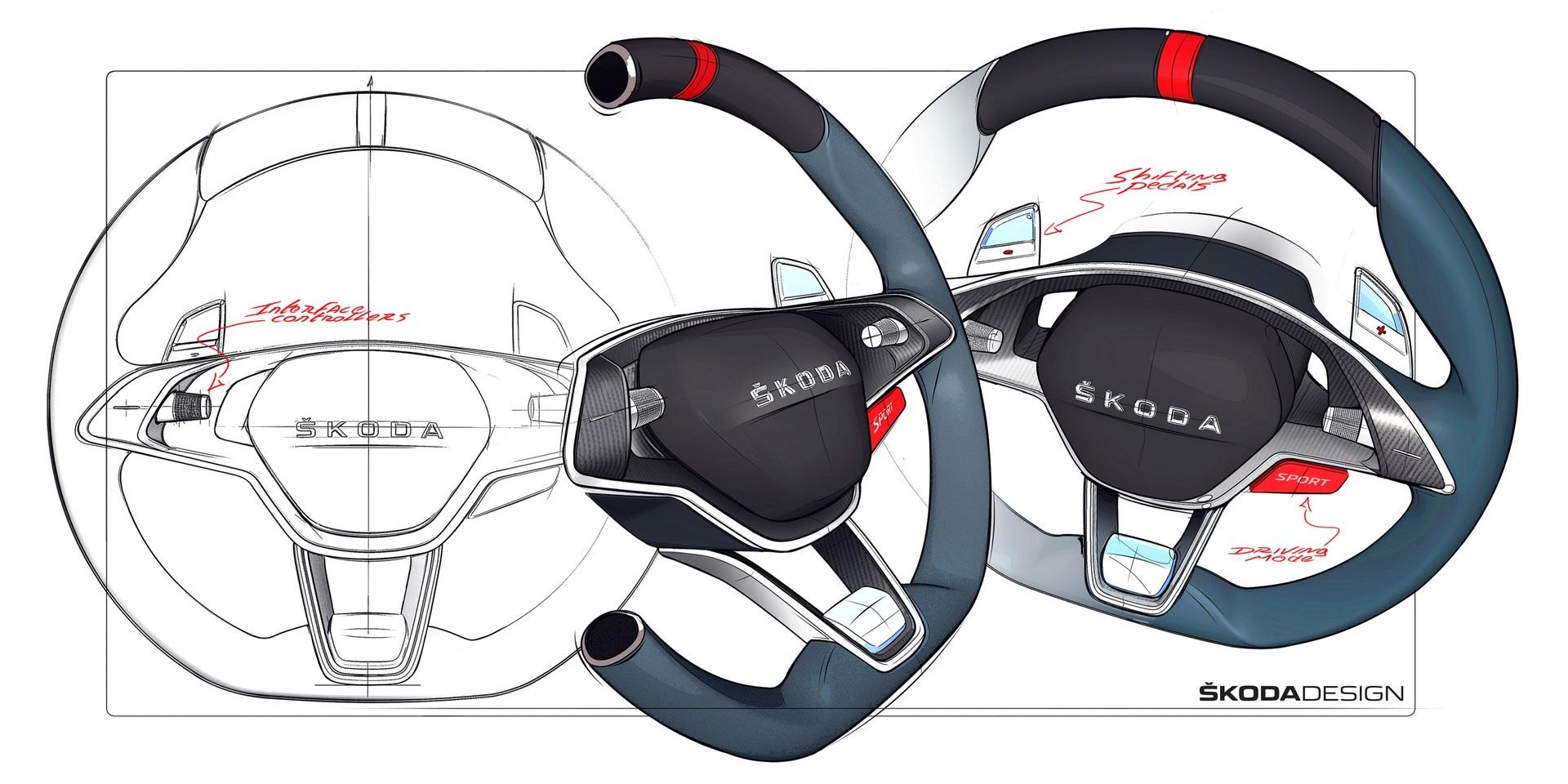 Skoda Vision RS 4