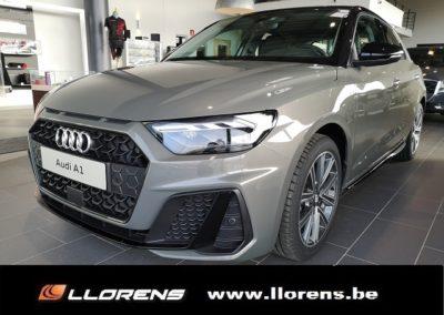 New Audi A1 Sportback S-Line 30 TFSI 85 kw / 116 ch S-tronic