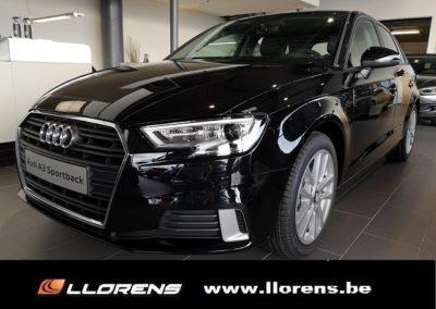 Audi A3 Sportback Sport 35 TFSI  110 kw / 150 ch 6 vitesses