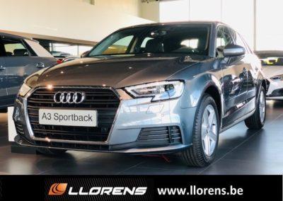 Audi A3 Sportback 1.0 TFSI 116CV 6 vitesses