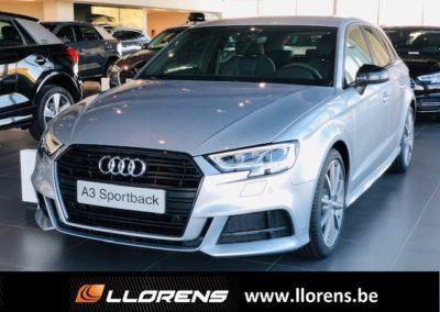 Audi A3 Sportback S-Line TDI 116CV 6 vitesses