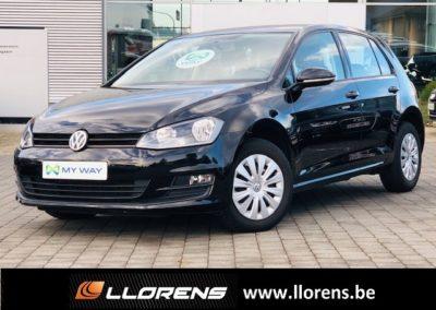 VW Golf 7 Trendline 1.6 TDI 90cv 5V