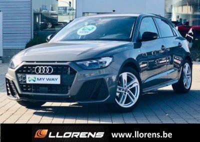 New Audi A1 Sportback S-line 30 TFSI 116cv 6V