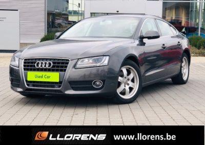 Audi A5 Sportback 2.0 TDI 163cv 6V