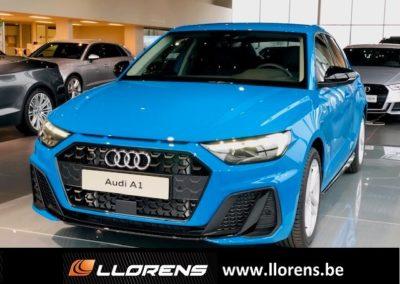 NEW Audi A1 Sportback S-Line 1.0 TFSI 116 CV 6 Vitesses