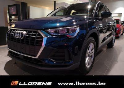 Audi Q3 35 TDI 110 kw / 150 ch S tronic