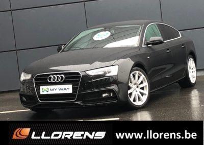 Audi A5 SB S-Line 2.0 TDI 136 cv 6v