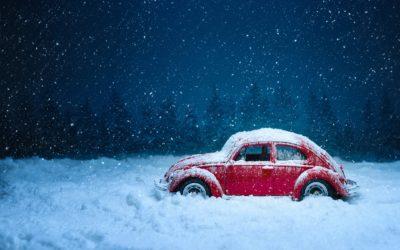 Conditions hivernales : 5 amendes facilement évitables