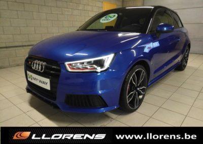Audi S1 2.0 TFSI 4/5-Portes
