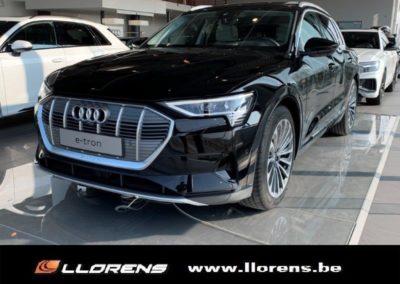 NEW Audi E-tron advanced 55 quattro 265 kW