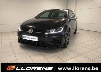 Volkswagen Golf VII R 2.0 TSI BMT 4Motion DSG 4/5-Portes