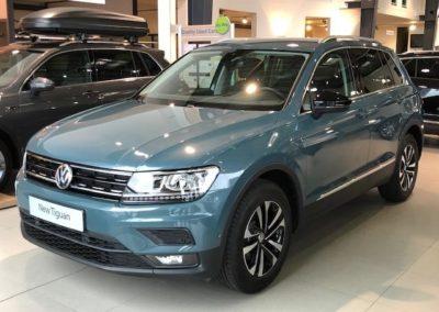 Volkswagen Tiguan 1.5 TSI ACT IQ.Drive OPF (EU6.2) SUV
