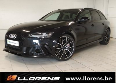 Audi RS6 SW 4.0 V8 TFSI Quattro Performance Tiptron. Break