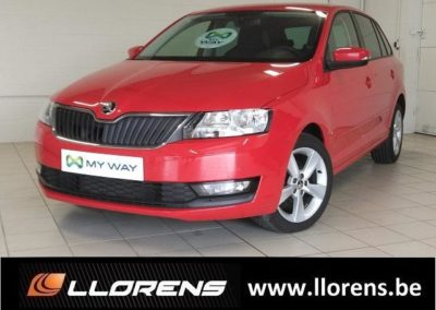 Skoda Rapid Spaceback 1.4 CR TDi Ambition DSG 4/5-Portes