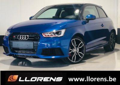 Audi S1 3 portes 2.0 TFSI Quattro 170(231) kW(ch) 6 vitesses