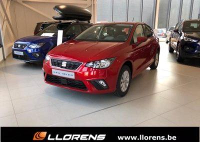 Seat Ibiza 5P/D 1.0i MPI Move! (EU6.2) 4/5-Portes
