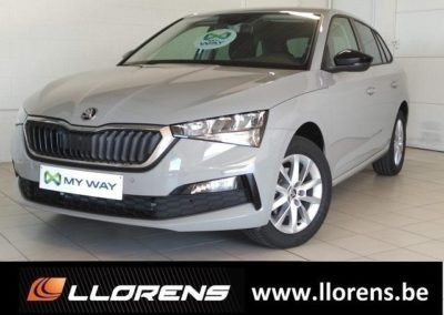 Skoda Scala 1.0 TSI Ambition (EU6.2) Break