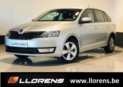 Skoda Rapid Spaceback 1.4 CR TDI Ambition 4/5-Portes