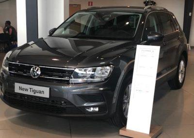 Volkswagen Tiguan 2.0 TDi SCR Comfortline (EU6.2) SUV