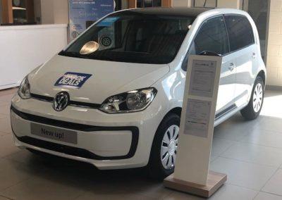 Volkswagen up! 1.0i Move up! (EU6.2) 4/5-Portes