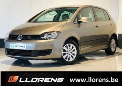Volkswagen Golf Plus 1.6 CR TDi Trendline DPF DSG Monospace