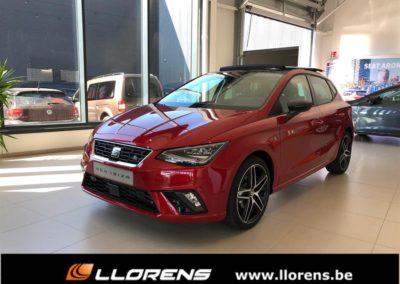 Seat Ibiza 5P/D 1.0 TSI FR (EU6.2) 4/5-Portes