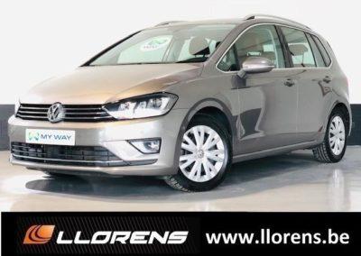 Volkswagen Golf Sportsvan 1.6 CR TDi Highline Monospace