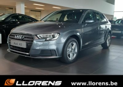 Audi A3 Sportback 30 TFSI (EU6d-TEMP) 4/5-Portes