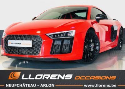 Audi R8 Coupé 5.2 FSI 610cv Quattro S-tronic
