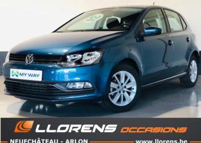 Volkswagen Polo 1.4 CR TDi Comfortline BMT 4/5-Portes