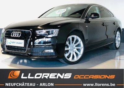 Audi A5 Sportback 2.0 TDi Clean Diesel 4/5-Portes