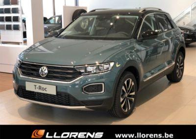 Volkswagen T-Roc 1.0 TSI IQ.Drive OPF (EU6.2) SUV