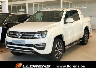 Volkswagen AMAROK 3.0 V6 TDi 4Motion Aventura Pick-up cabine double